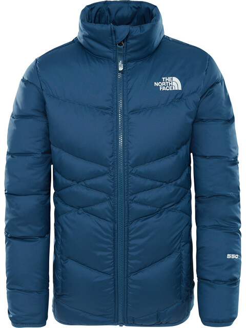 The North Face Kids Andes Down Jacket Blue Wing Teal